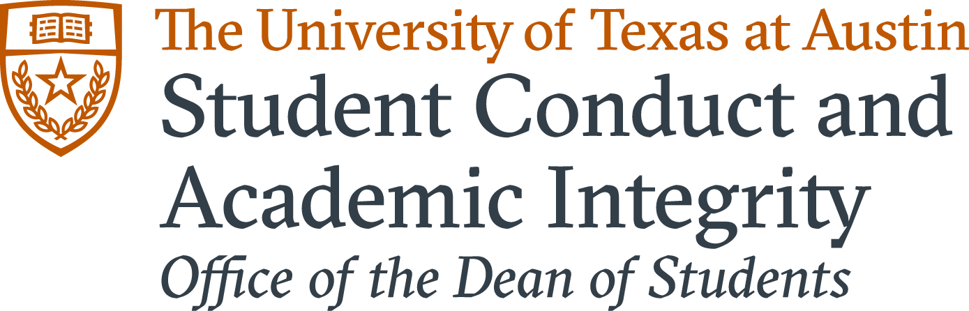 Student Conduct and Academic Integrity logo
