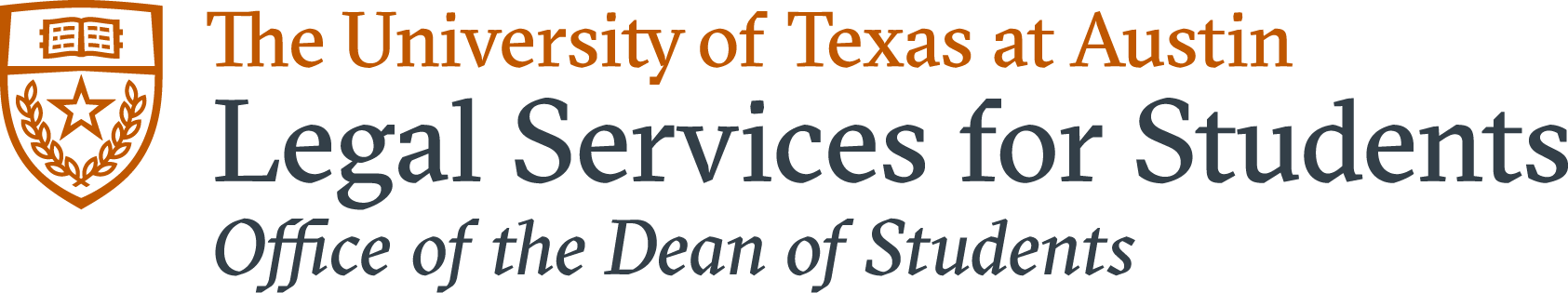 Office Of The Dean Of Students Legal Services For Students Downloadable Forms