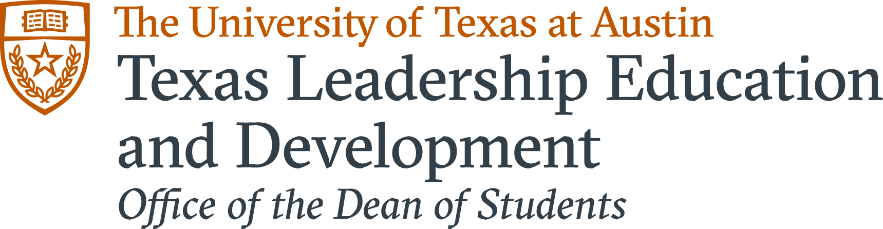 Texas Leadership Education and Development logo