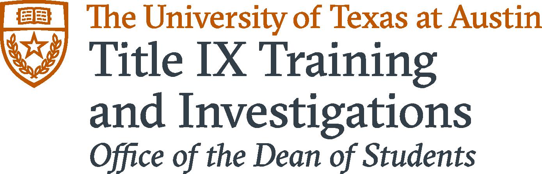 Title IX Training and Investigations logo