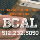 Behavior Concerns Advice Line