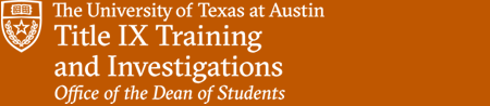 Title IX Training and Investigations (small logo)